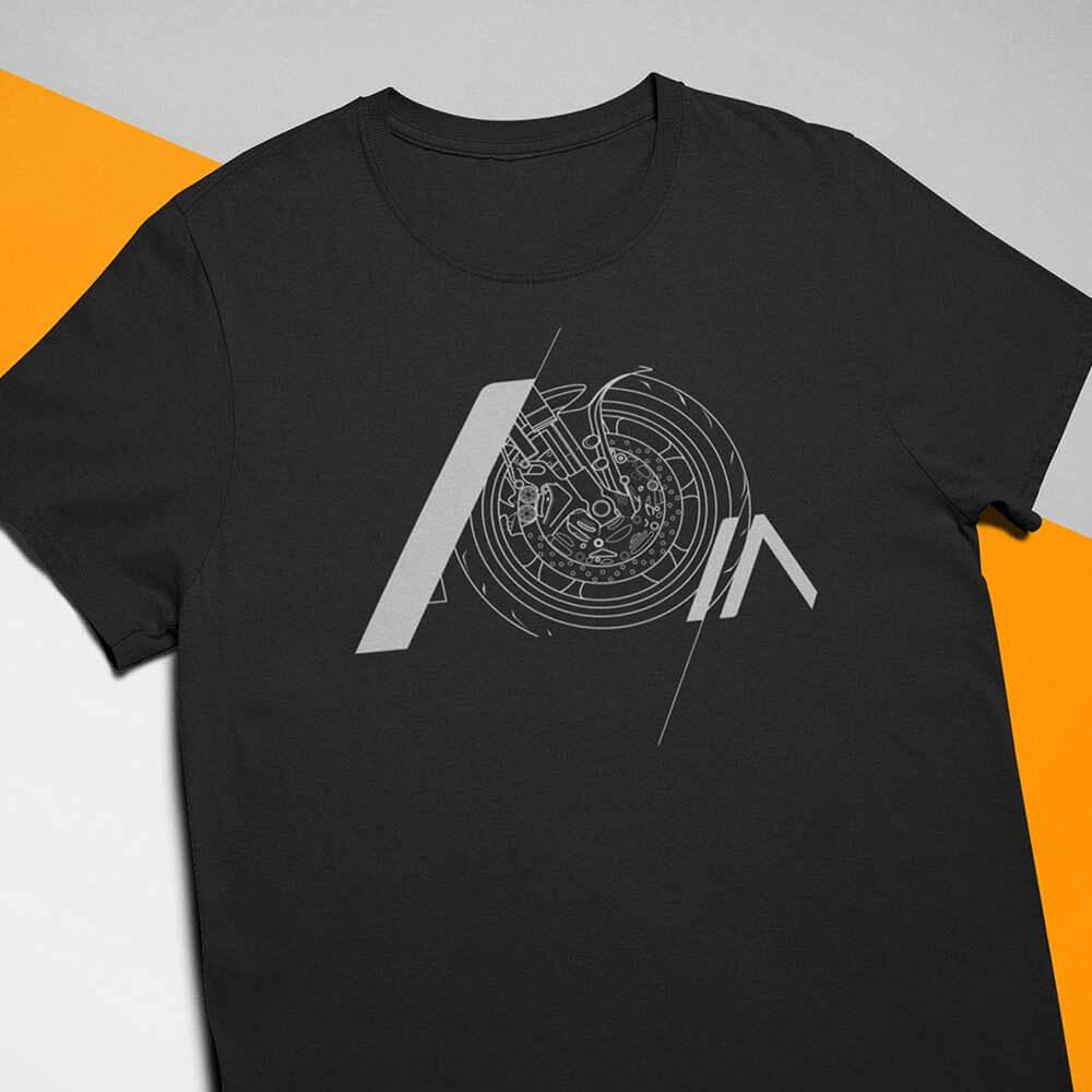 Camiseta Brake Preta