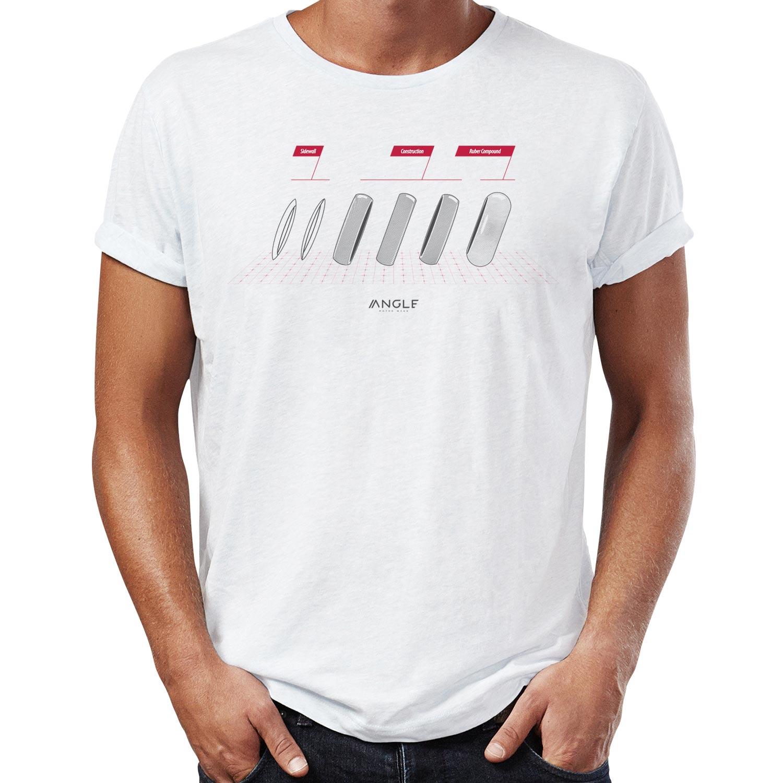 Camiseta Tire Branca