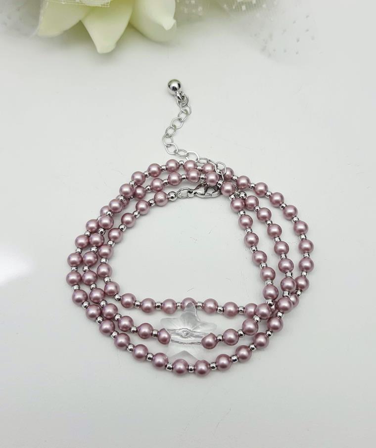 Colar Swarovski Star Bead Crystal
