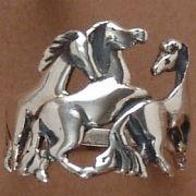 Anel de Cavalos  - 93177