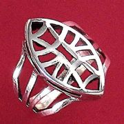 Anel de Desenho Geométrico - 4598