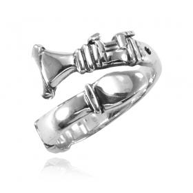 Anel de Flauta Doce (anel aberto) - 15639