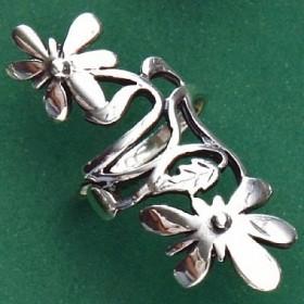 Anel de Flores - 4584
