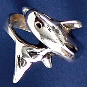 Anel de Golfinho - 9300