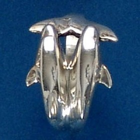 Anel de Golfinhos - 9305