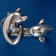 Anel de Golfinhos - 9390