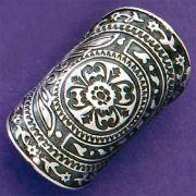 Anel de Mandala Flor - 15673