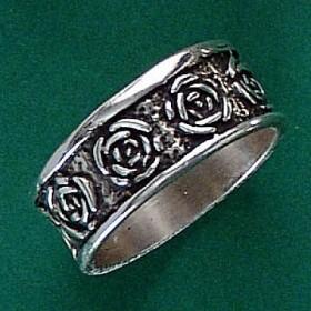 Anel de Rosas Flor - 1511