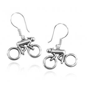 Brinco de Bicicleta Ciclista Mulher Bike - 94393