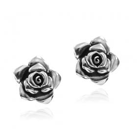 Brinco de Rosa Flor - 36158