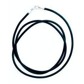 Cordão para Pingente em Borracha 60cm - 51020