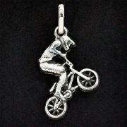 Pingente Ciclista Bicicleta BMX - 96162