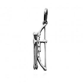 Pingente de Arco e Flecha - 9749