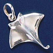 Pingente de Arraia Manta - 9573