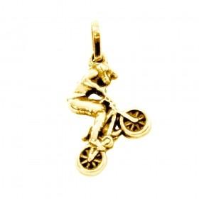Pingente de Bicicleta Ciclista BMX Racer - 76162