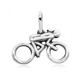 Pingente de Bicicleta Ciclista Mulher - 95878