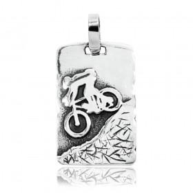 Pingente de Bicicleta Montain Bike Competições - 95894