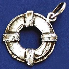 Pingente de Boia de Salvatagem - 9525