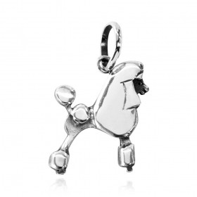 Pingente de Cachorro Poodle - 95442