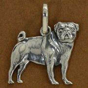 Pingente de cachorro Pug - 96155