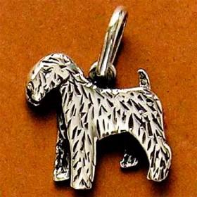 Pingente de Cachorro Schnauzer - 95451