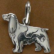 Pingente de Cachorro Springer Spniel - 95433