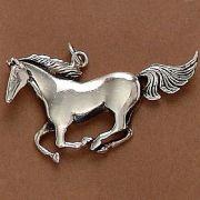 Pingente de Cavalo - 9599