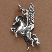 Pingente de Cavalo Alado Pégaso - 2649