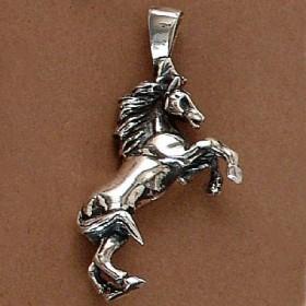 Pingente de Cavalo Empinado  - 95119
