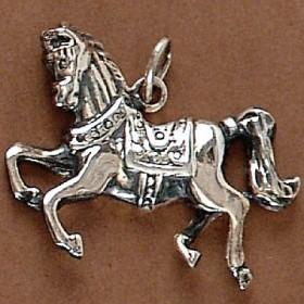 Pingente de Cavalo Marchador - 95124