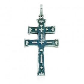 Pingente de Cruz Caravaca - 3395
