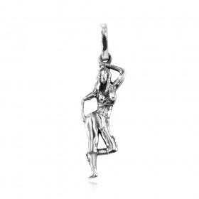 Pingente de Dança Step Ginástica - 9757