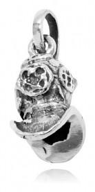 Pingente de Escafandro de Mergulhador PQ - 9548