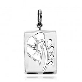 Pingente de Flor - 33196