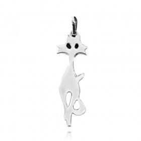 Pingente de Gato Felino - 33139