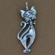 Pingente de Gato Articulado - 95692