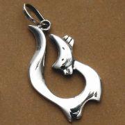 Pingente de Gato de Rabão - 95589