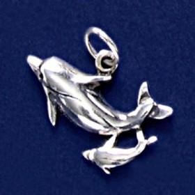 Pingente de Golfinho - 95104