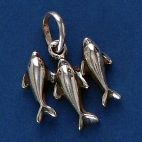 Pingente de Golfinho - 9583