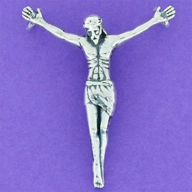 Pingente de Jesus Cristo - 95535