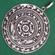 Pingente de Mandala Flor - 95516