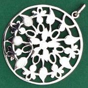 Pingente de Mandala Flor - 95531