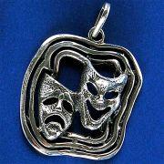 Pingente de Máscaras de Teatro - 2671