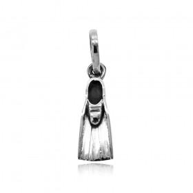 Pingente de Nadadeira Pequena de Mergulho - 9569