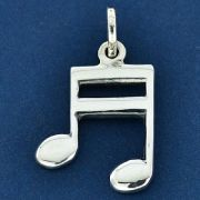 Pingente de Nota Musical - 95816