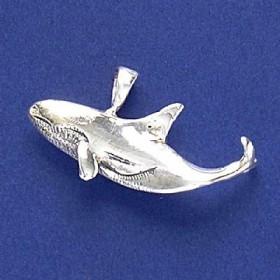 Pingente de Orca - 95101
