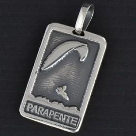 Pingente de Parapente Voo Livre Esporte Radical Voo - 95885