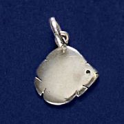 Pingente de Peixe Borboleta - 9568