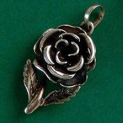 Pingente de Rosa - 2682