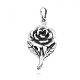 Pingente de Rosa Flor - 2682